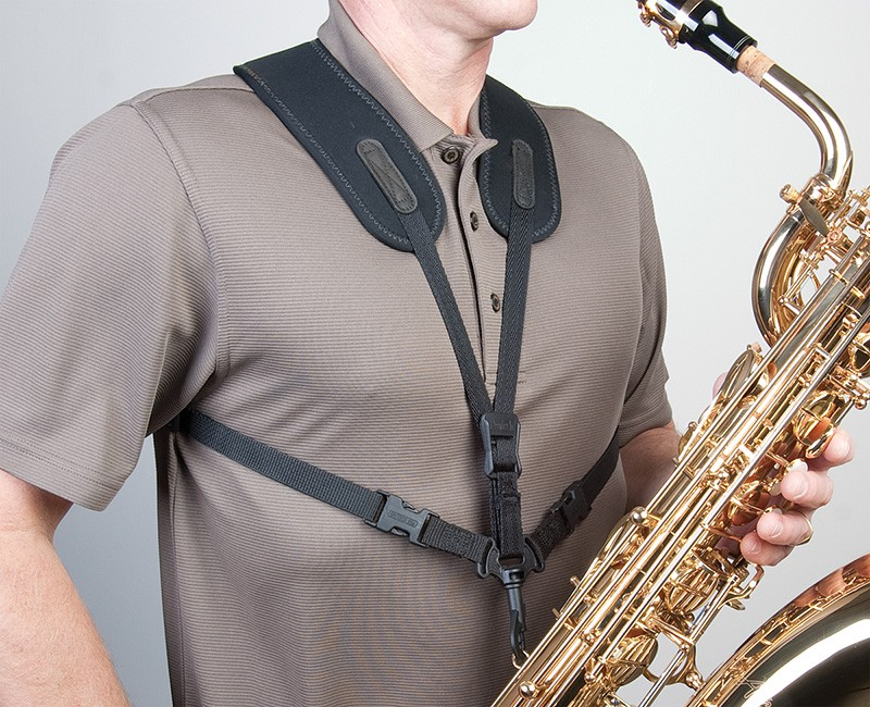 The Super Harness™ offers unmatched comfort to the avid musician - from beginner to professional!